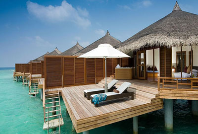 库拉玛蒂岛 Kuramathi Resort Maldives